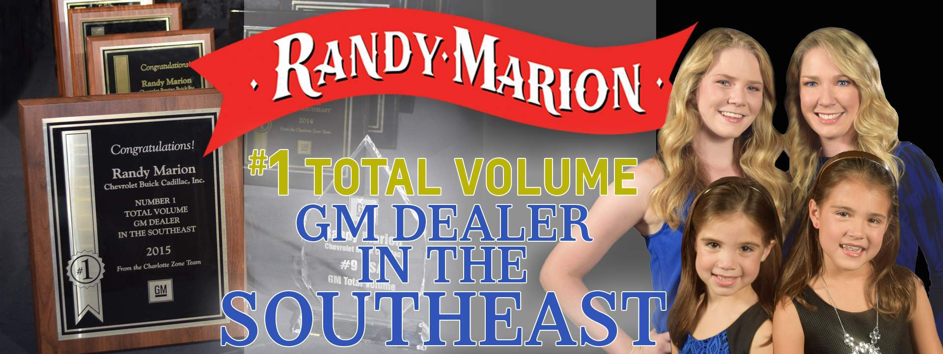 About Randy Marion Chevrolet Buick Cadillac