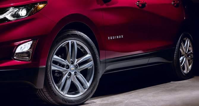 2018 Chevy Equinox Exterior