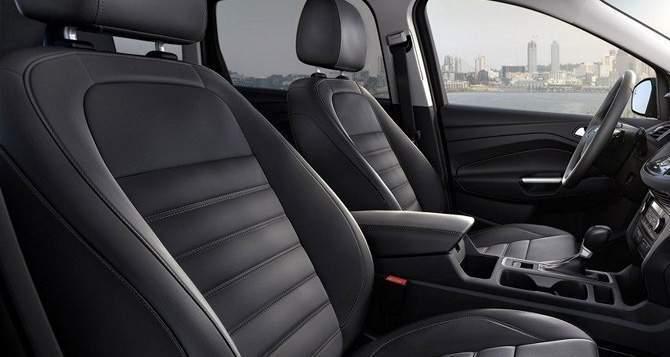 2018 Ford Escape Seats