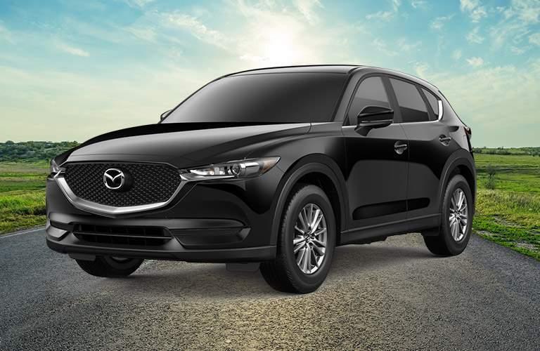 2017 Mazda CX-5 front