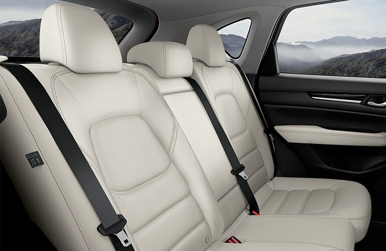 white rear seats in mazda cx-5
