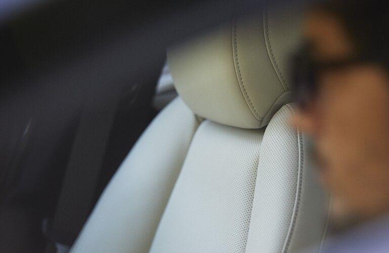 seat in the 2020 Mazda3