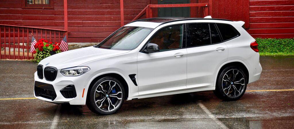 SLO car dealrrship - 2020 BMW X3