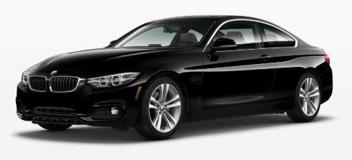 BMW 4 Series Holiday Savings