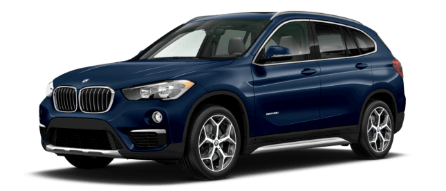 BMW X1 Holiday Savings