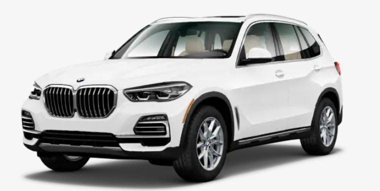 BMW X5 Holiday Savings