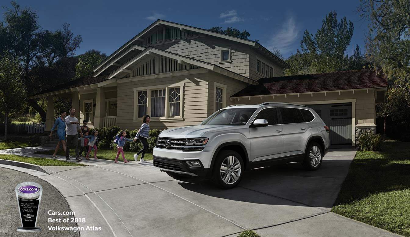 2018 Volkswagen Atlas in Burlington, WA