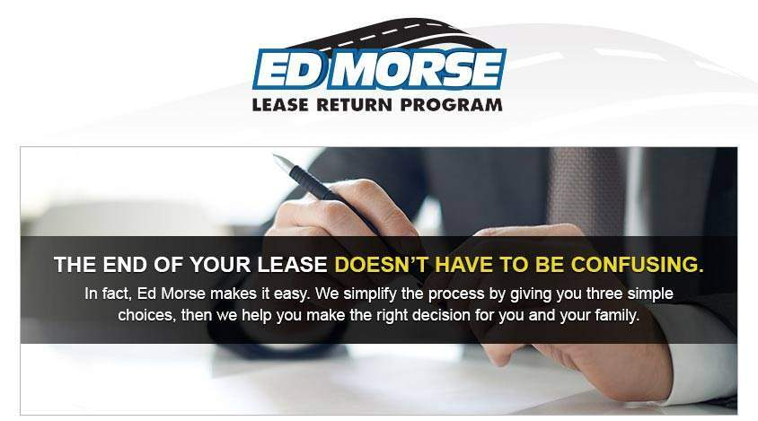Lease Return Heading