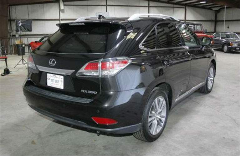 2015 Lexus RX 350 at The Luxury Autohaus