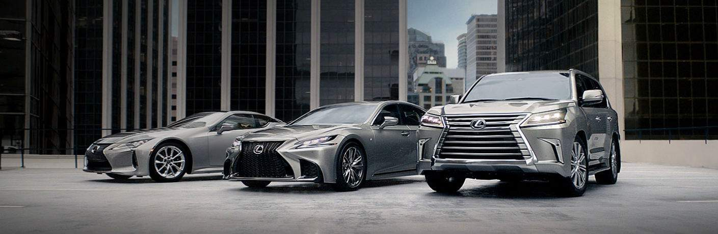 Pre-Owned Lexus Models at The Luxury Autohaus