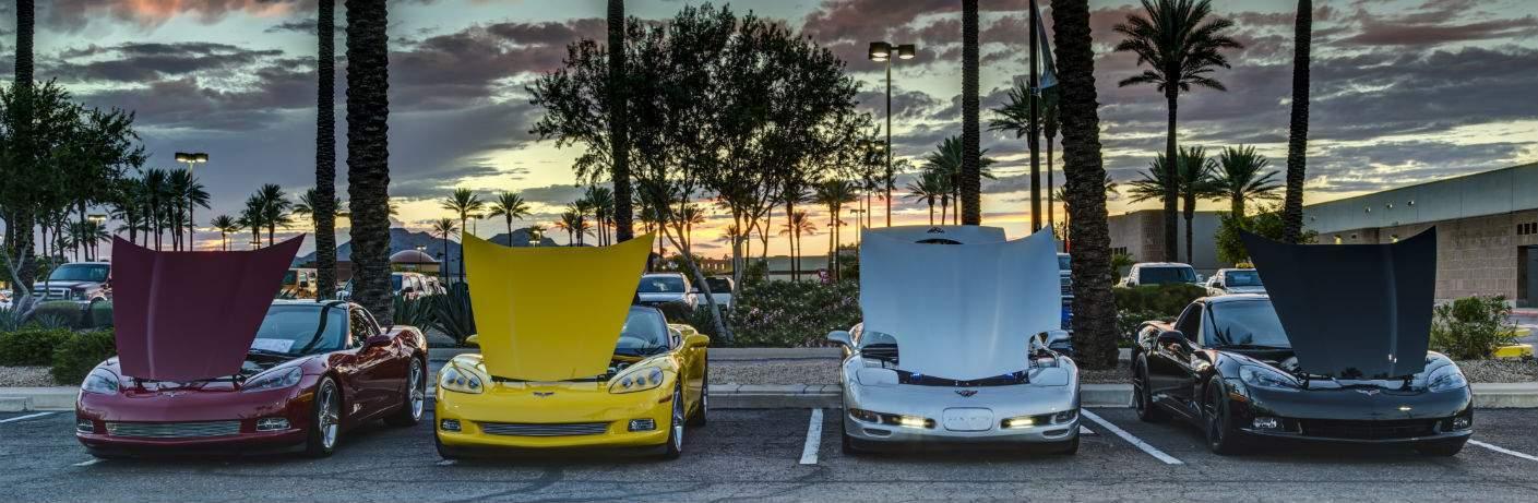 Pre-Owned Corvettes near Atlanta