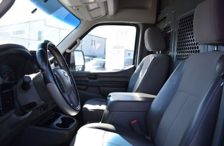 2013 Nissan NV Cargo 2500 interior seats