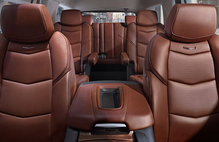 Cadillac Escalade seating
