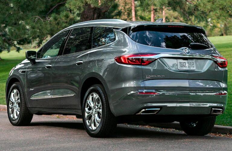 2020 Buick Enclave Avenir back end