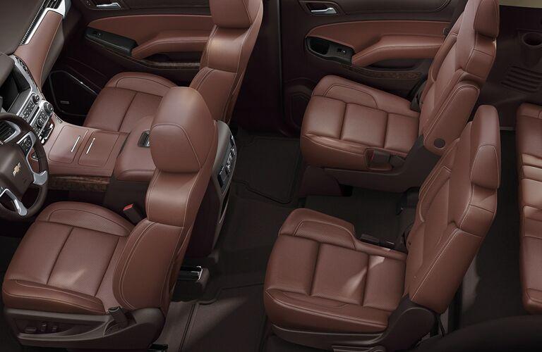 2020 Chevrolet Tahoe Interior Seats