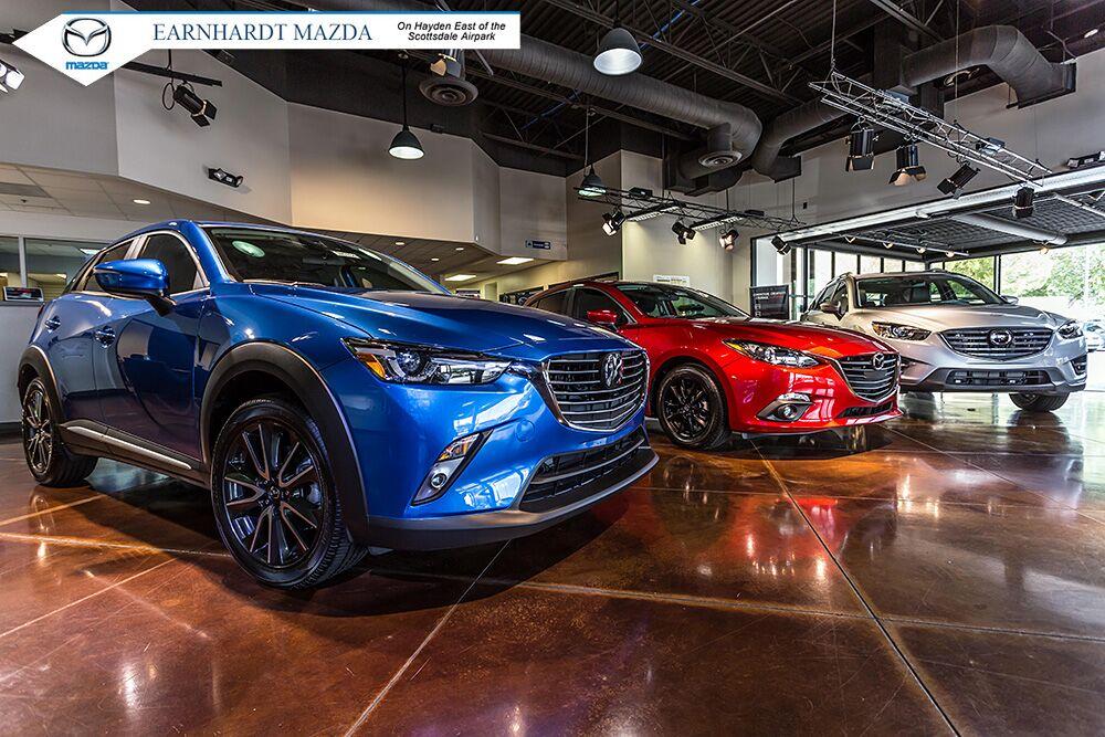 Mesa AZ Mazda Dealer Earnhardt Mazda - Mazda dealers massachusetts