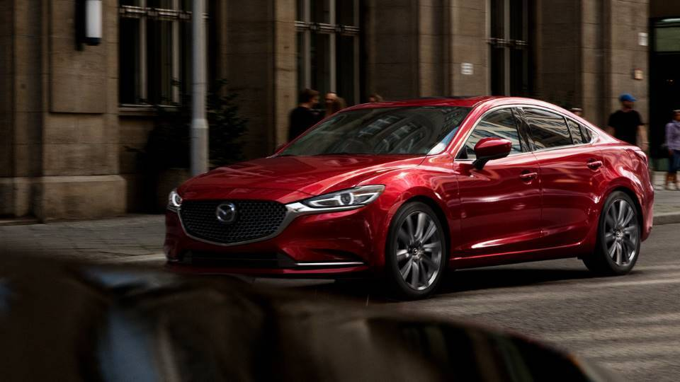 2018 Mazda6 in Las Vegas, NV