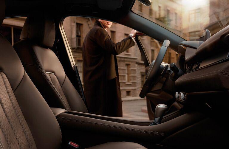 2020 Mazda6 Front Seat Interior
