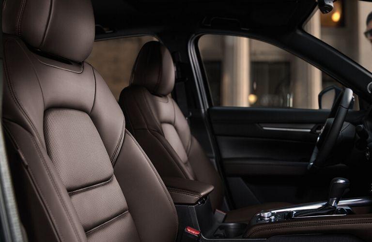2020 Mazda CX-5 Signature Nappa Leather Seats