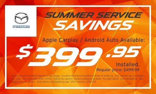 Apple Carplay & Android Audio Installation Available