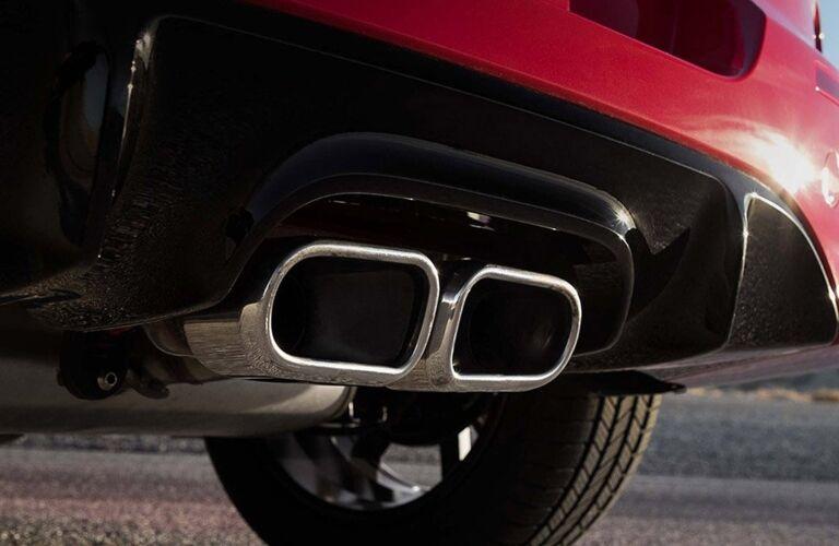 2020 Kia Soul exhaust