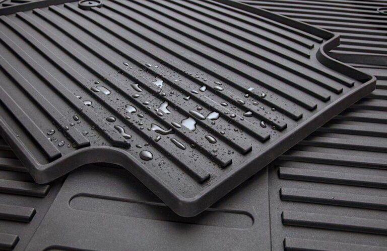 Kia rubber floor mats