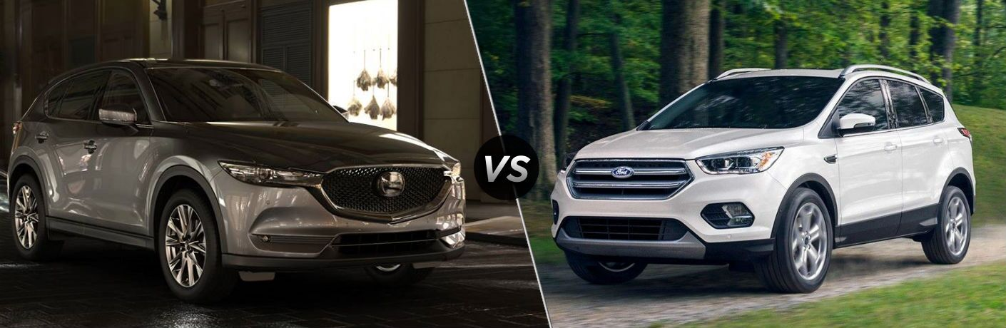 2019 Mazda CX-5 vs 2019 Ford Escape