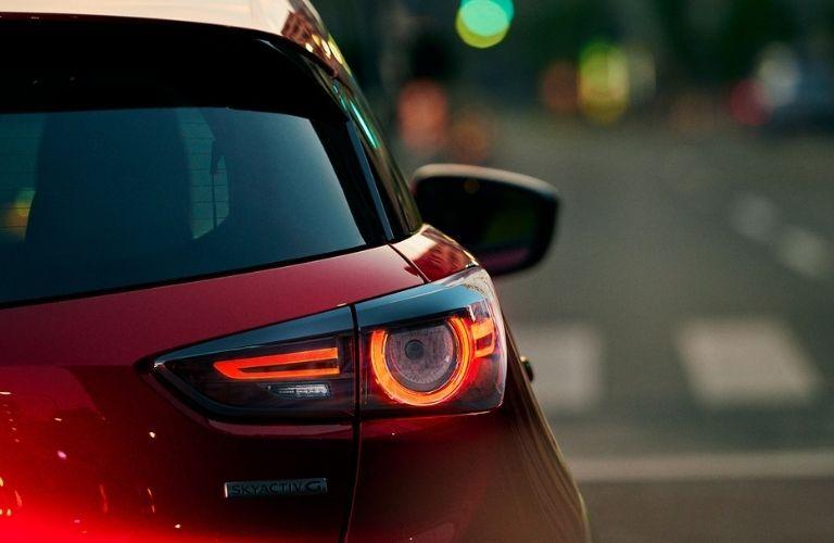 2021 Mazda CX-3 Red Tail Lamp