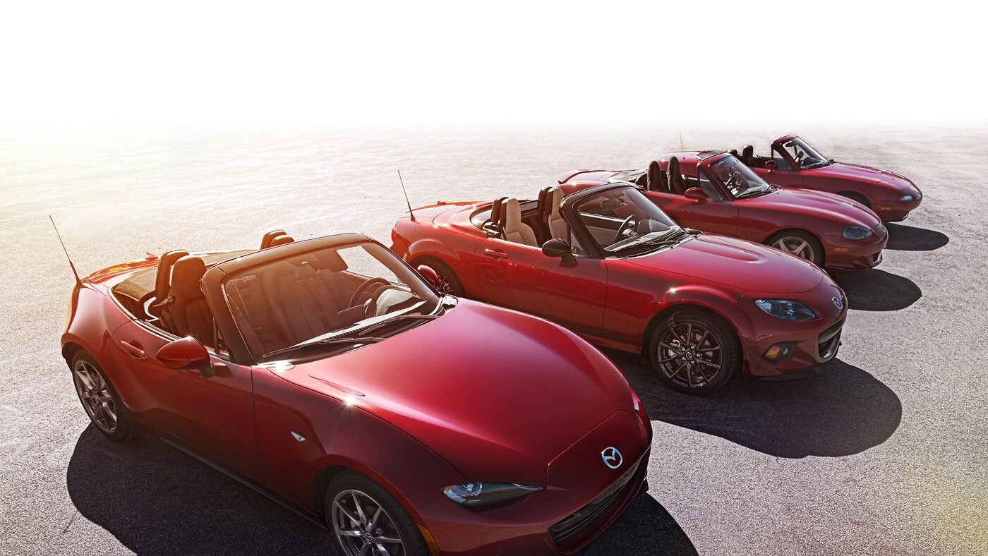 Finance a new or used vehicle at Kelly Mazda