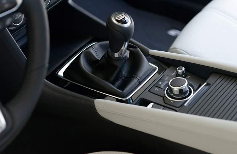 2017 Mazda Mazda3 transmission