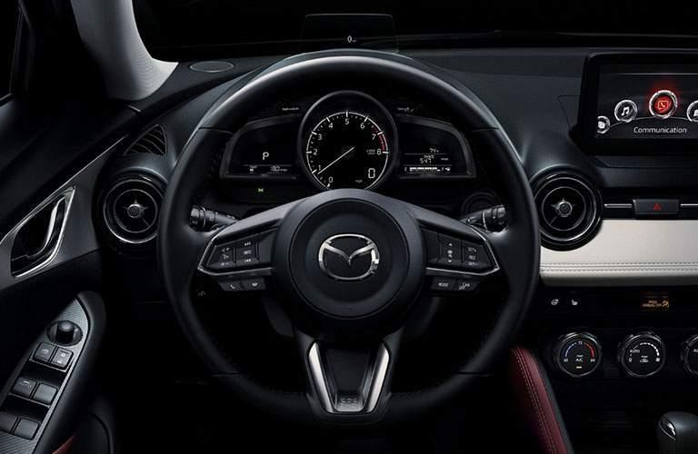 2018 Mazda CX-3 Steering Wheel