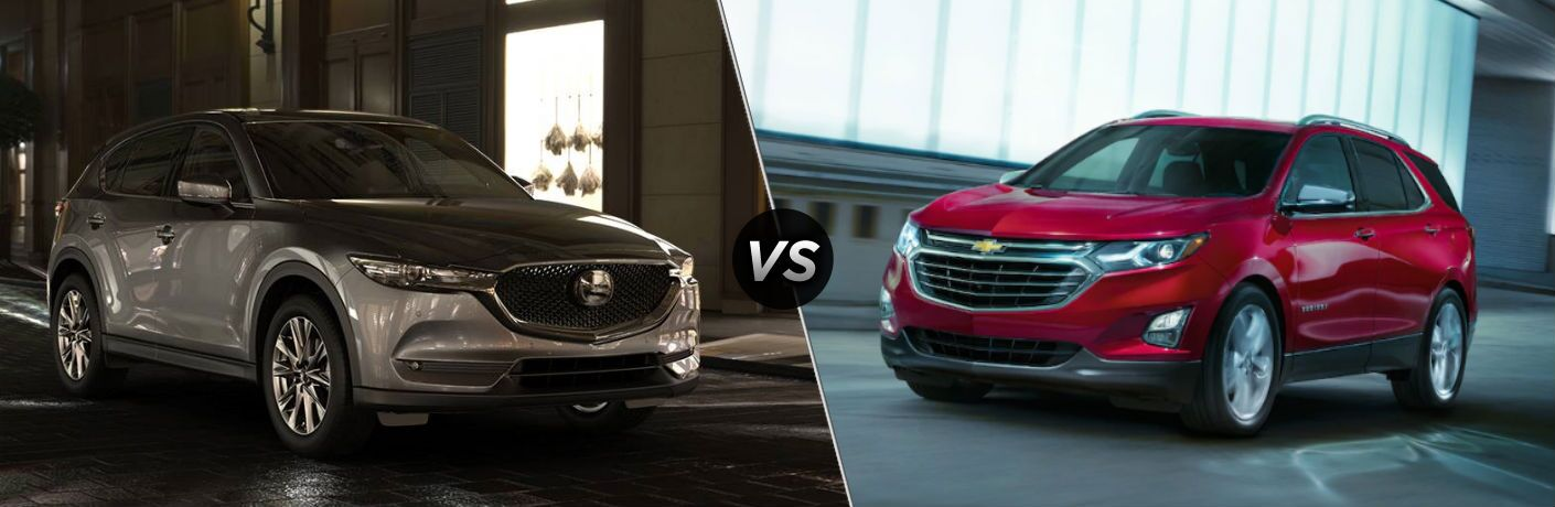 2019 Mazda CX-5 vs 2019 Chevy Equinox