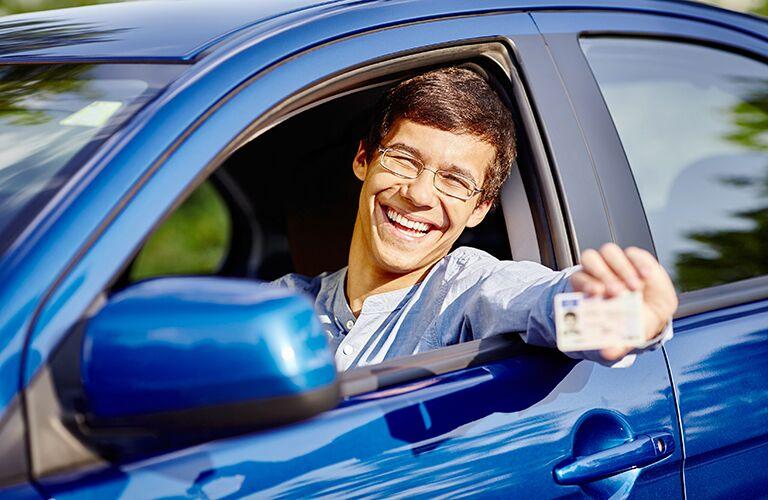Young Driver Program Compass Mazda