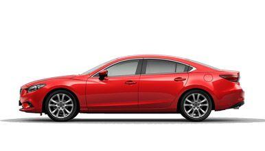 2014 Mazda6 vs. 2014 Toyota Camry