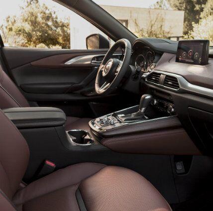 2016 Mazda CX-9 vs 2016 Dodge Durango