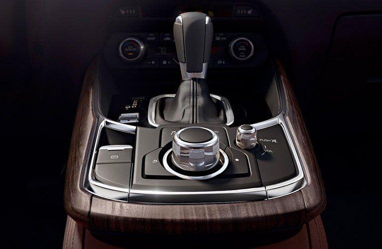 2017 Mazda CX-9 commander control knob
