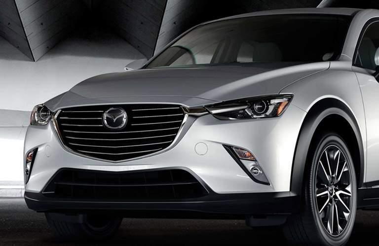 2018 Mazda CX-3 grille