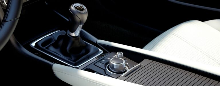 2017 Mazda3 with manual transmission