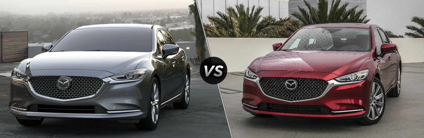 2019 Mazda6 vs 2018 Mazda6