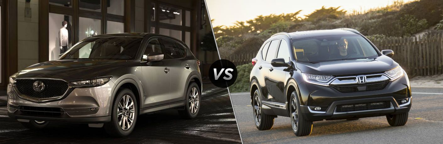 2019 Mazda CX-5 vs 2019 Honda CR-V