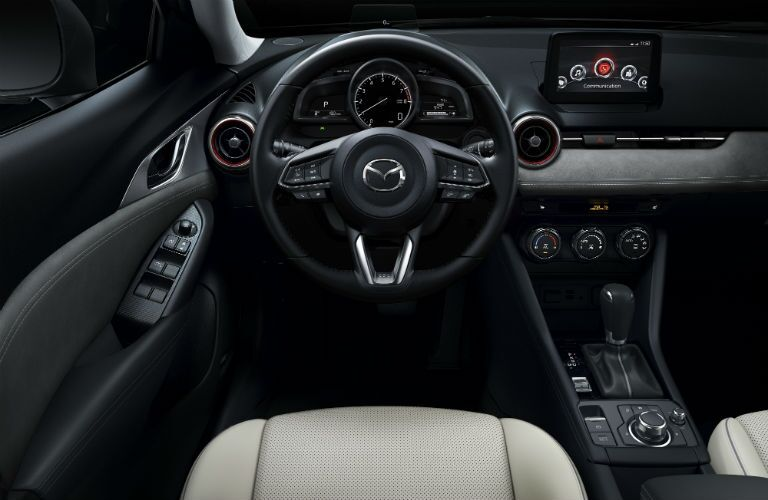 2020 Mazda CX-3 Interior Cabin Dashboard
