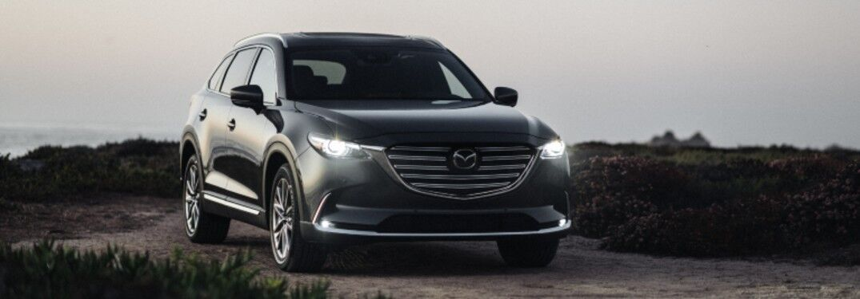Grey 2020 Mazda CX-9
