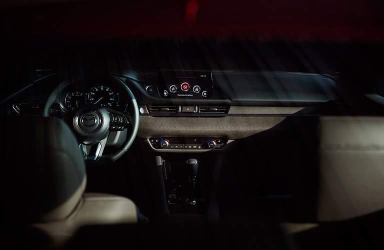 Mazda6 dark interior