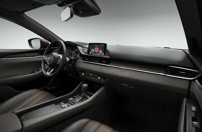 2018 Mazda6 Interior Front