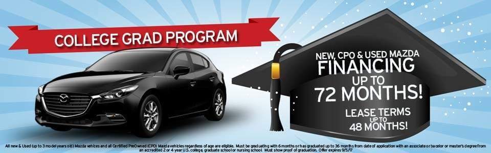 College Grad Program CarlsbadCA - Mazda graduate program