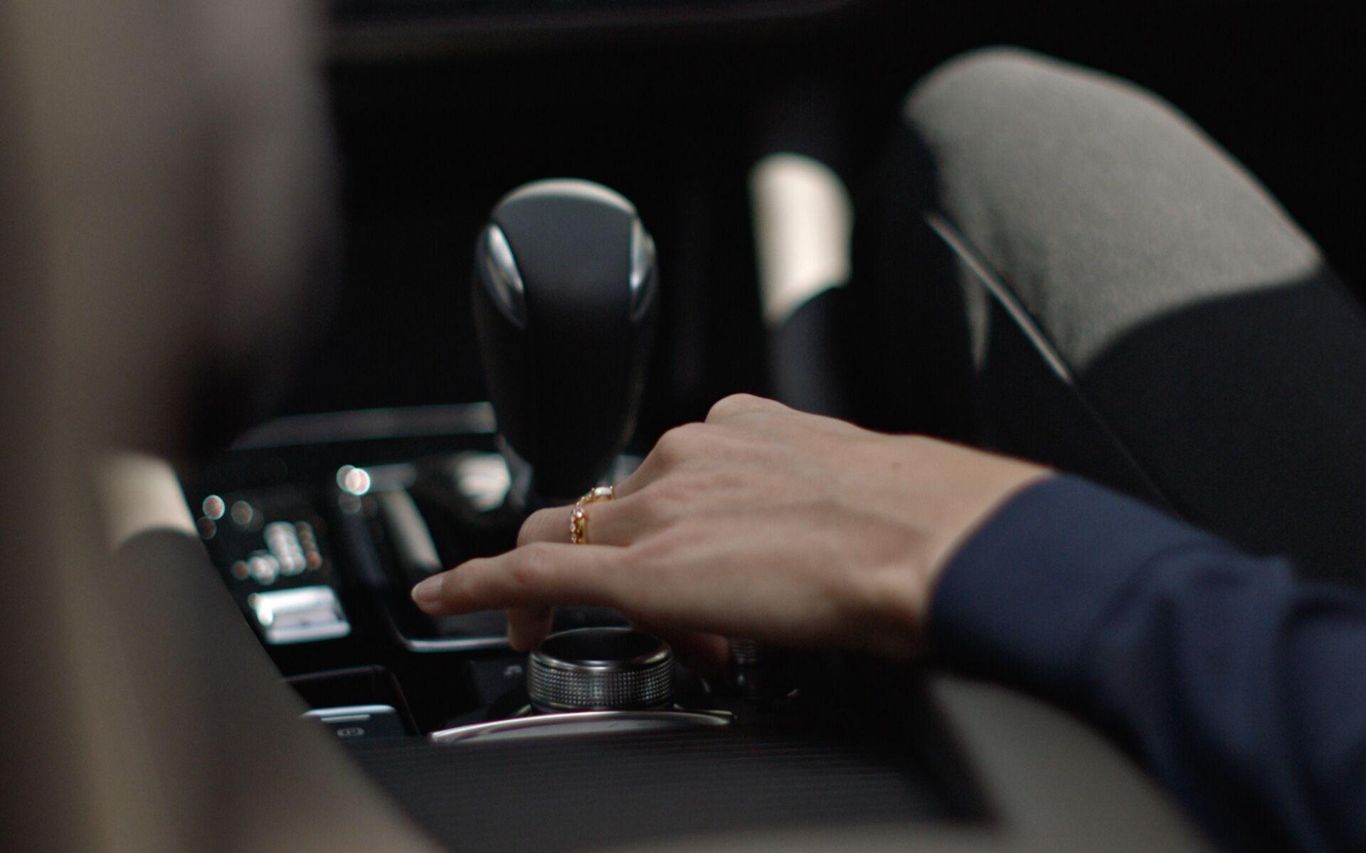 2020 Mazda6 interior