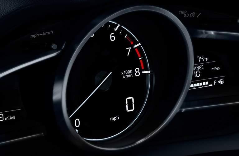 mazda3 speedometer