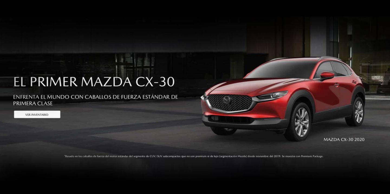 El Sedán Mazda3 del 2020