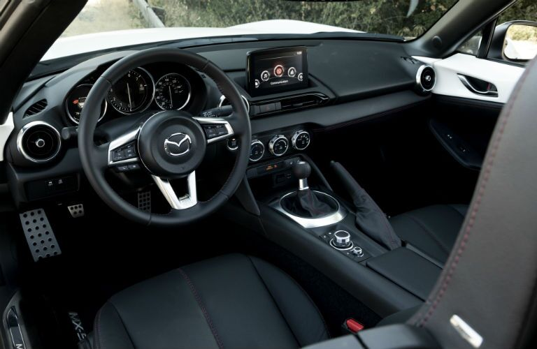 2019 Mazda MX-5 Miata Interior Cabin Dashboard