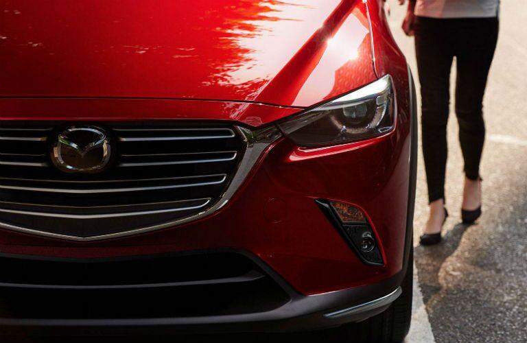 2019 Mazda CX-3 Exterior Front Fascia
